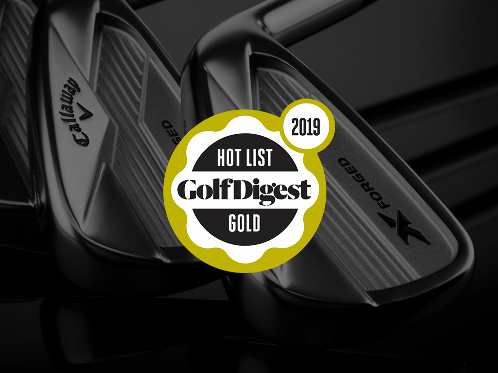 Callaway 2018 X-Forged Irons