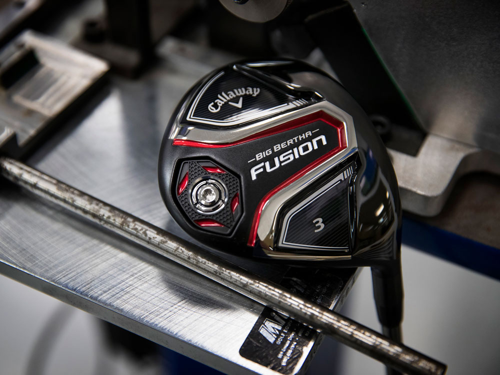 Callaway Big Bertha Fusion Fairway Wood