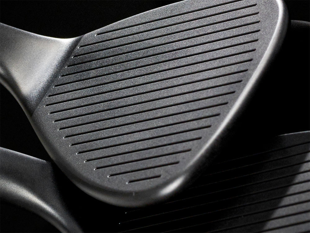 Callaway Mack Daddy PM-Grind Matte Black Wedge