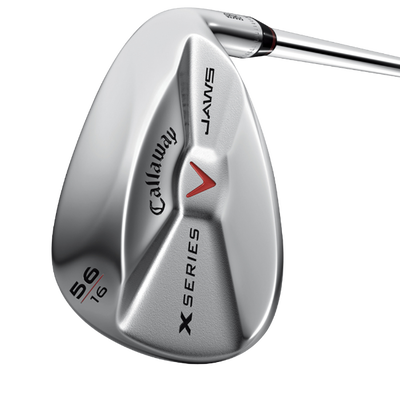 X Series JAWS Chrome Wedges Thumbnail