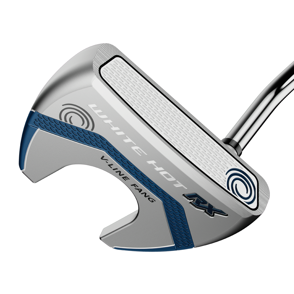 Odyssey White Hot RX V-Line Fang Putter - View 4