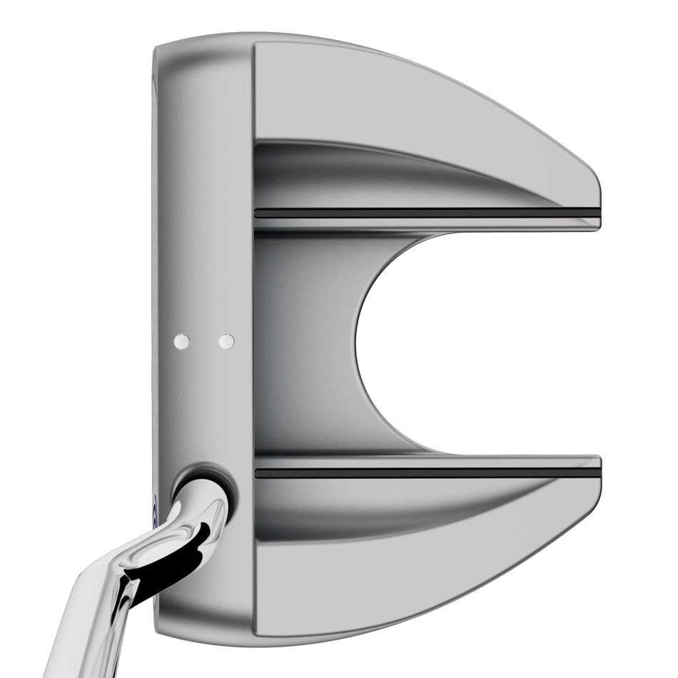 Odyssey White Hot RX V-Line Fang Putter - View 2