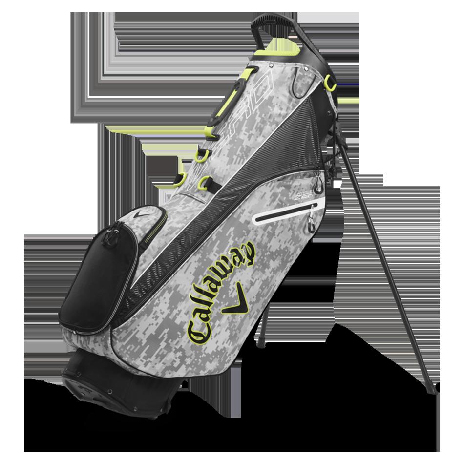 Hyperlite Zero Double Strap Stand Bag - View 1