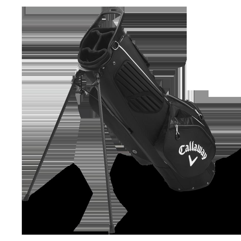 Hyperlite Zero Double Strap Stand Bag - View 2