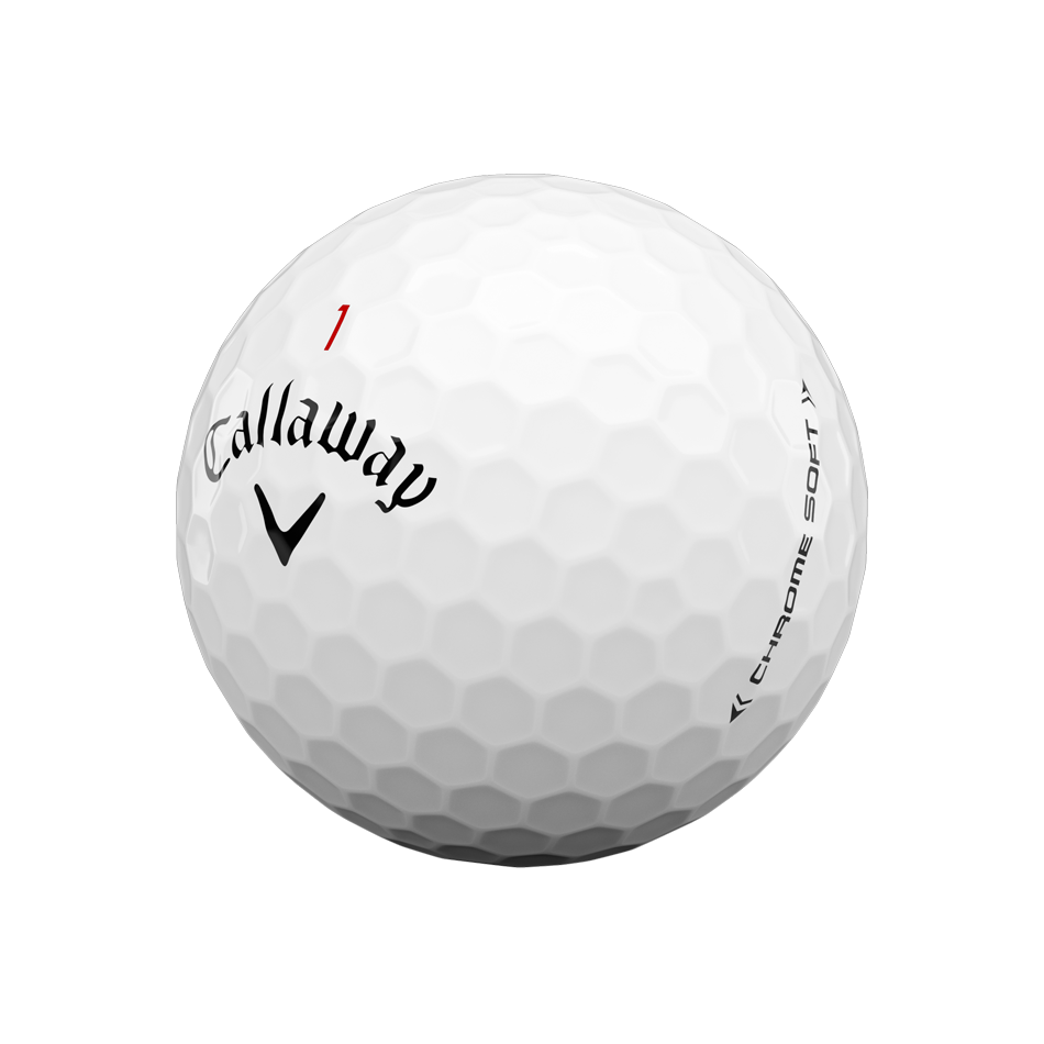 Chrome Soft Golf Balls - View 4