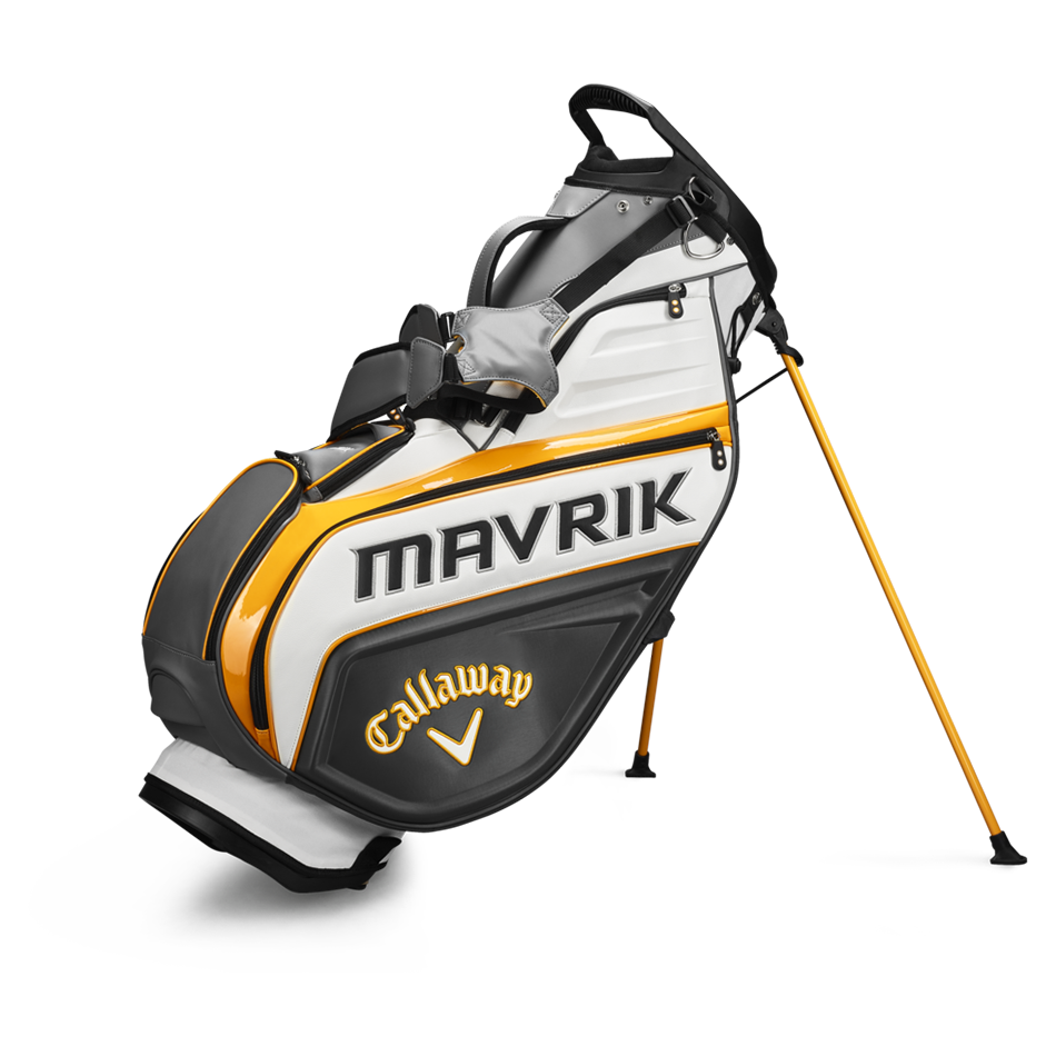 MAVRIK Staff Double Strap Stand Bag - Featured
