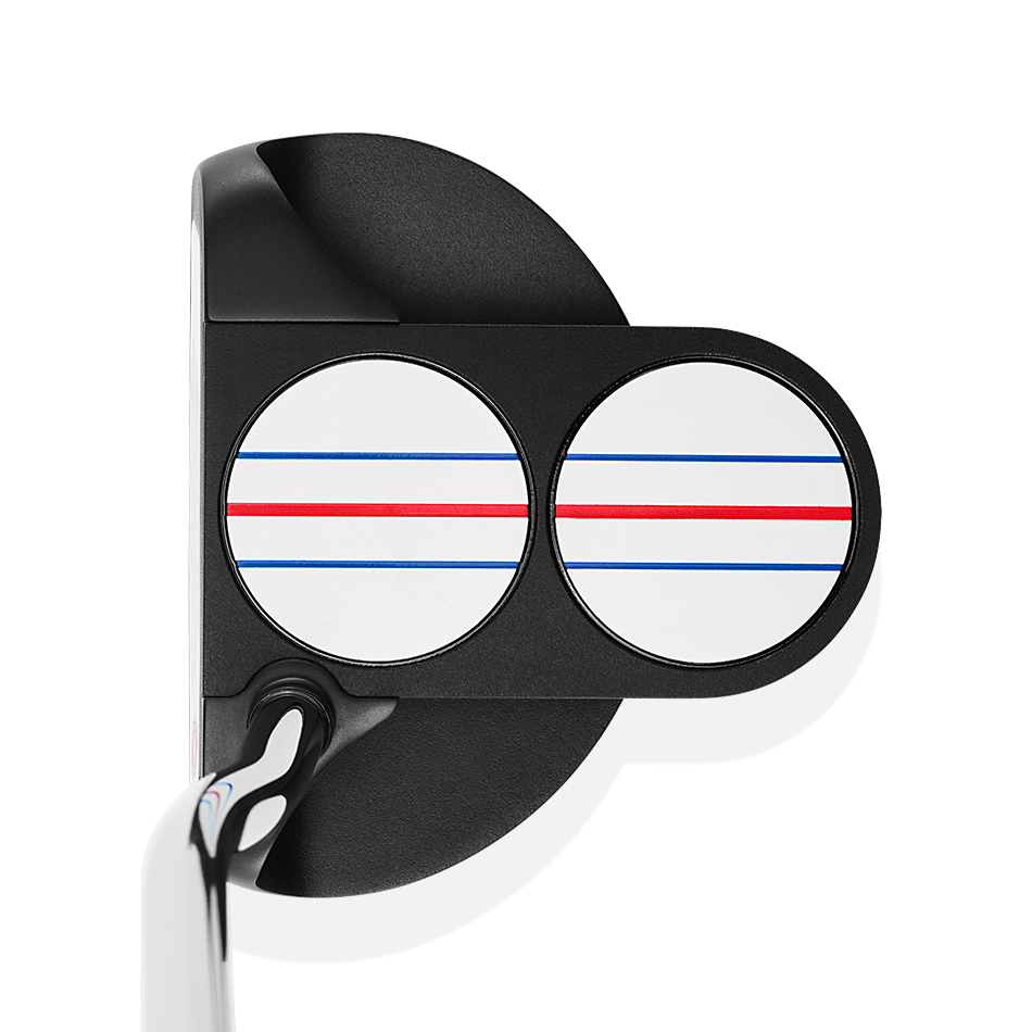 Triple Track 2-Ball Putter - Featured