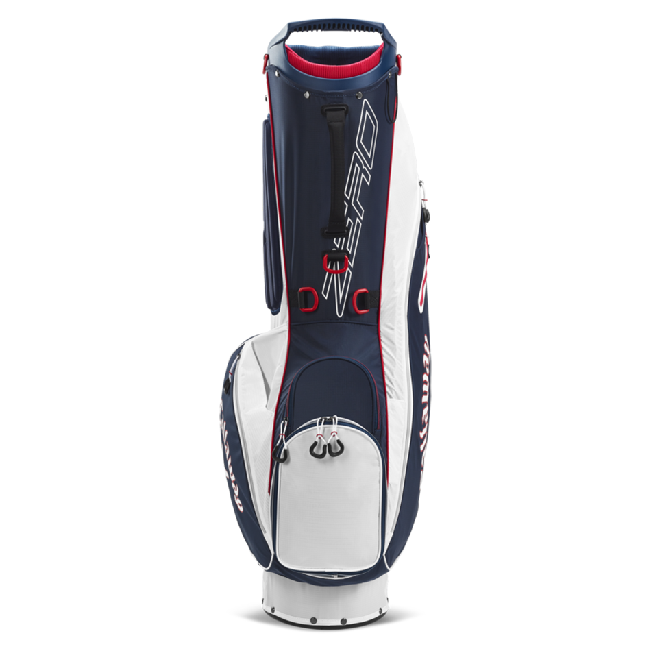 Hyperlite Zero Double Strap Stand Bag - View 3