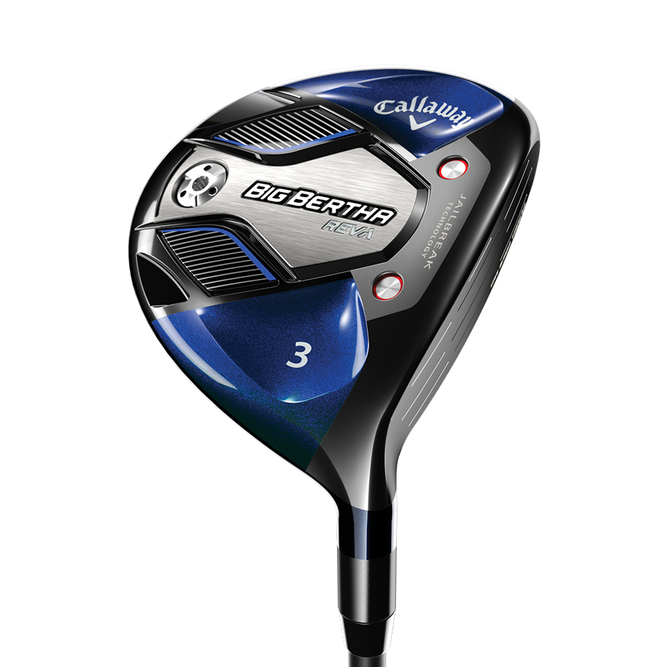 Women's Big Bertha REVA Fairway Woods - View 1