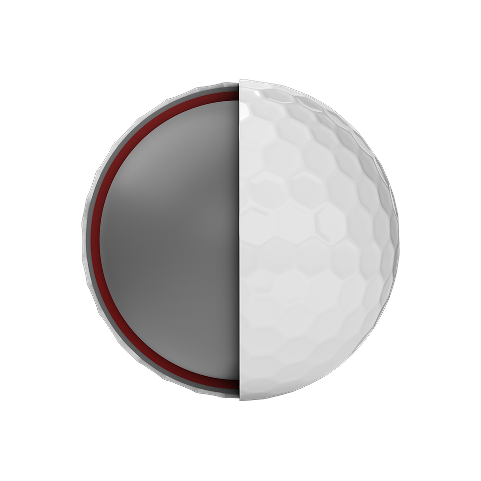 Chrome Soft X Golf Balls - View 5