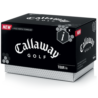 Tour ix Golf Balls Thumbnail