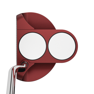 Odyssey O-Works Red 2-Ball Putter Thumbnail