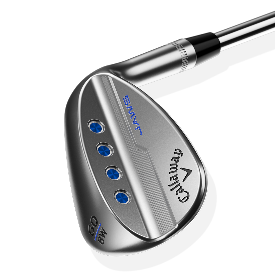 JAWS MD5 Platinum Chrome Wedges - Featured