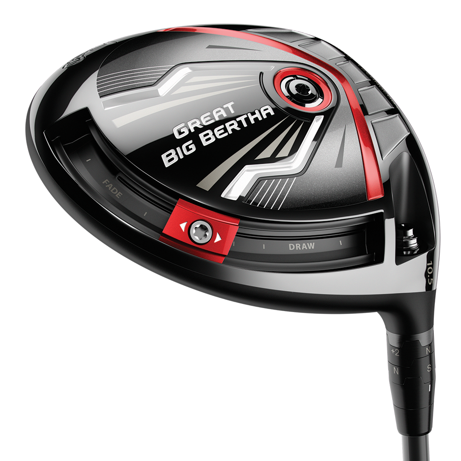 Great Big Bertha Driver - View 1