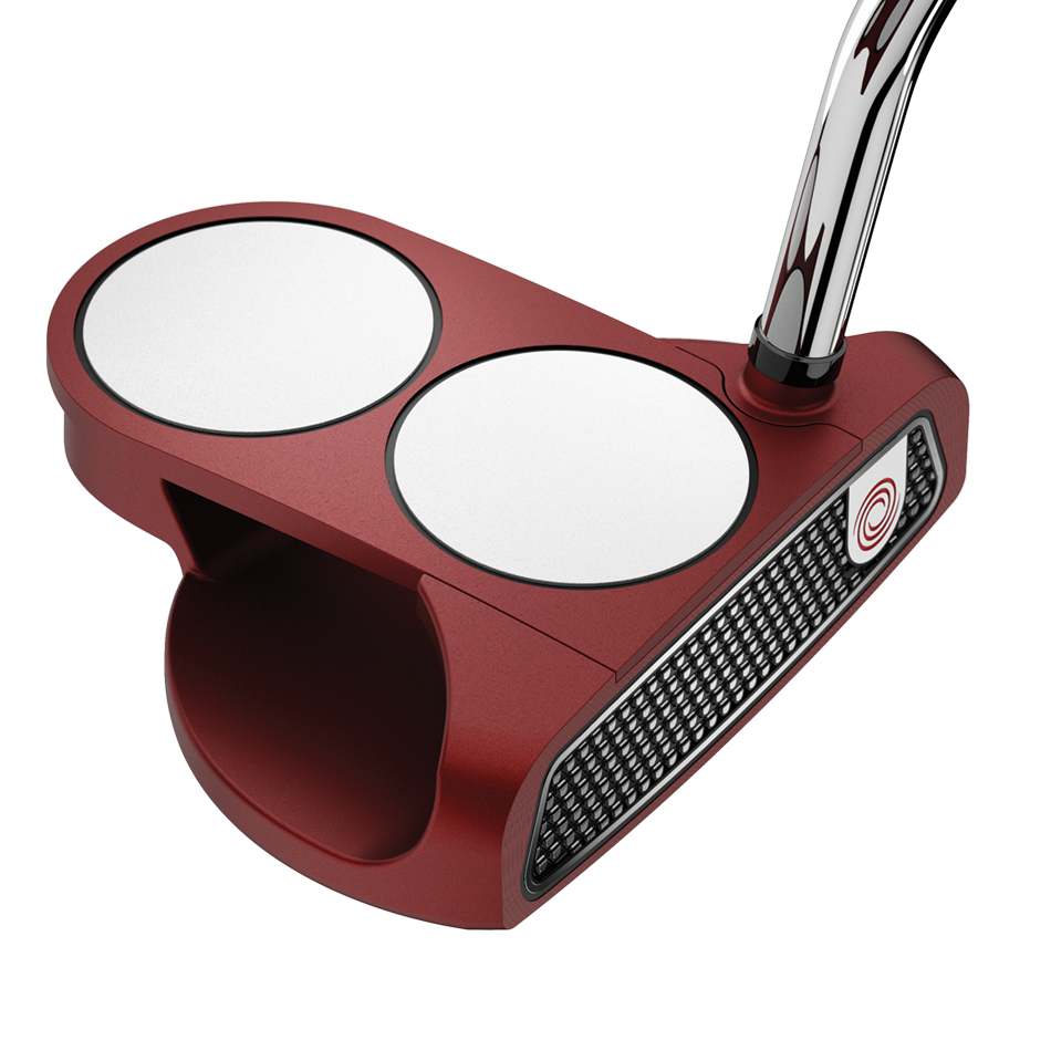Odyssey O-Works Red 2-Ball Putter - View 1