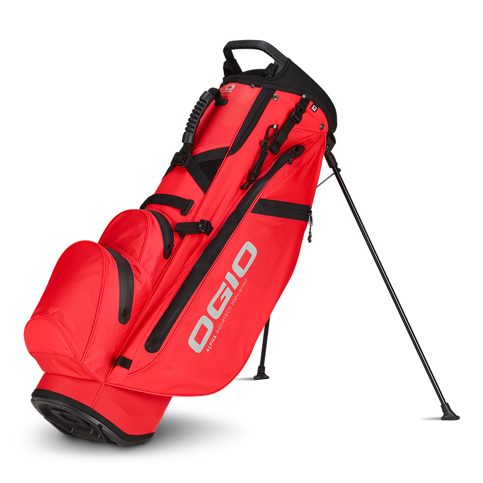 ALPHA Aquatech 514 Stand Bag - Featured