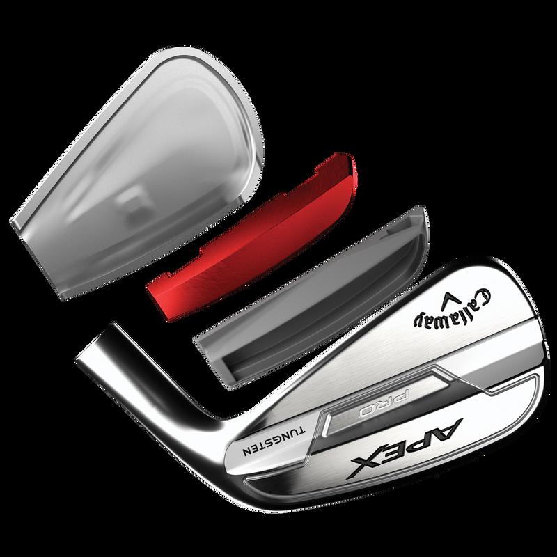 Apex Pro 21 Irons illustration