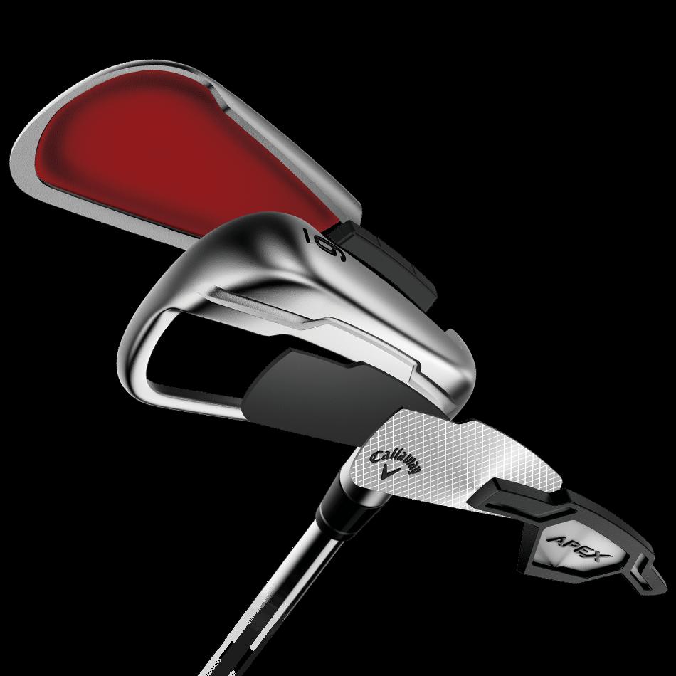 Apex CF 16 Irons Technology Item