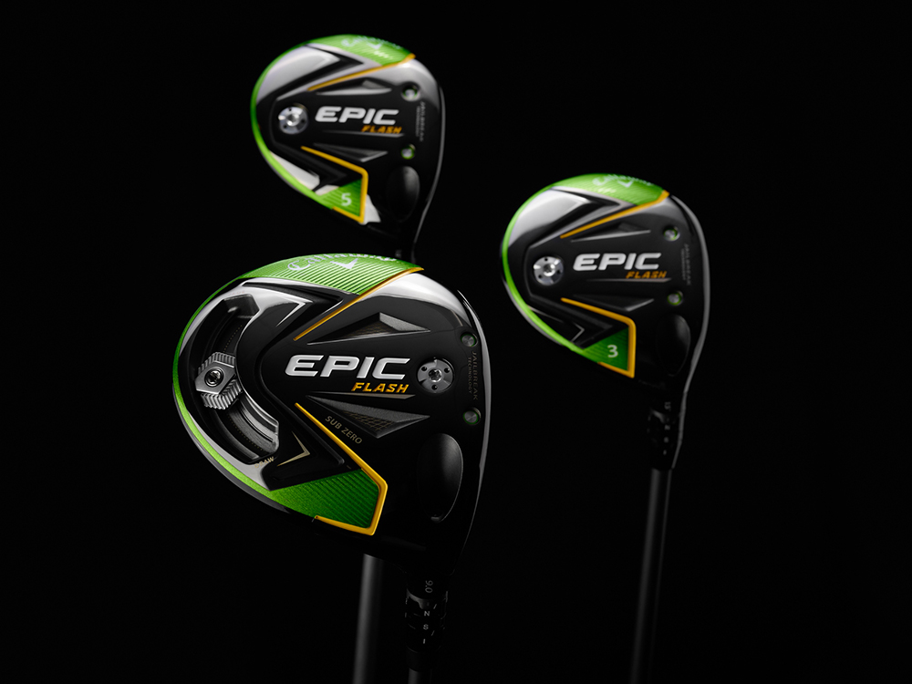 Women's Callaway Epic Flash Fairway Wood 2019