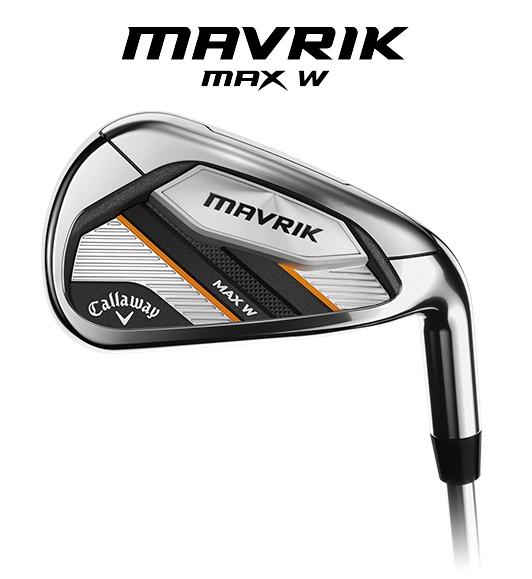 Mavrik Max Womens Irons